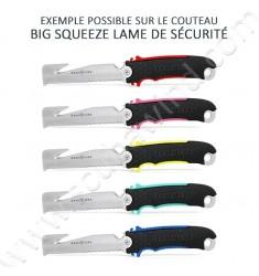 Kit couleurs pour couteaux BIG SQUEEZE