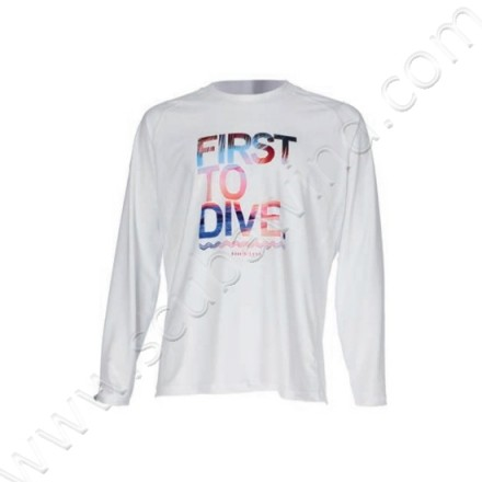 Rashguard First To Dive Homme