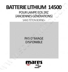 Batterie Lithium 14500 (sans téton)