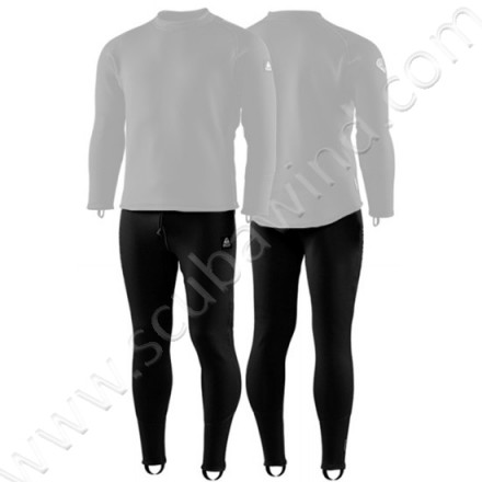 Sous-Combinaison Leggings Body 2X