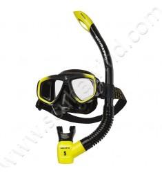 Kit masque Zoom Evo avec Comfort Strap & tuba Spectra