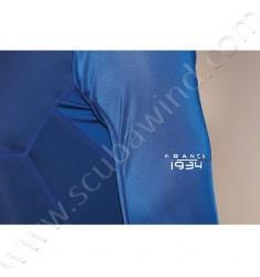 Veste Atoll avec zip frontal - Bleu (Édition France)
