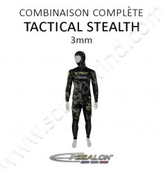 Combinaison Tactical Stealth 3mm