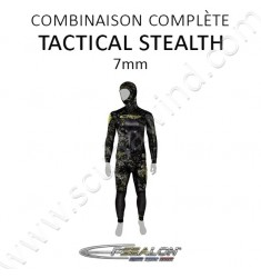 Combinaison Tactical Stealth 7mm