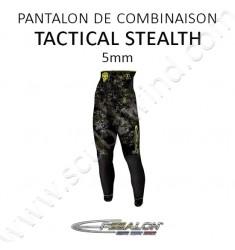 Pantalon Tactical Stealth 5mm