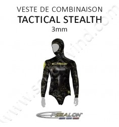 Veste Tactical Stealth 3mm