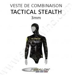 Veste Tactical Stealth 3mm