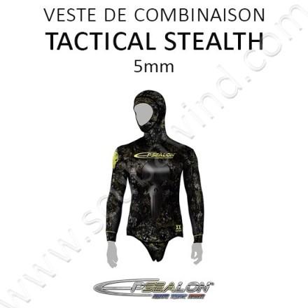 Veste Tactical Stealth 5mm
