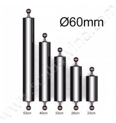 Bras carbone Ø60mm Z04A