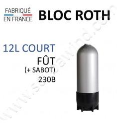 Fût 12L Court