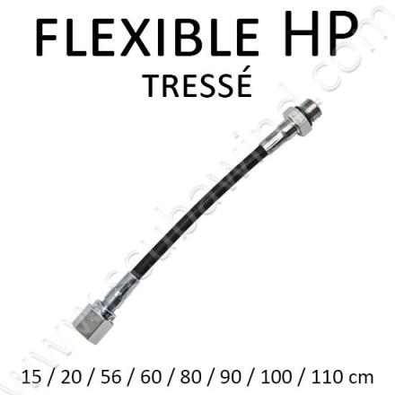 Flexible HP tressé