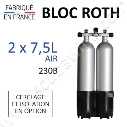 Bi-Bloc de 7,5L Air - 230B