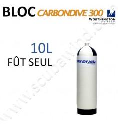 Fût Carbon 10L