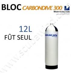 Fût Carbon 12L