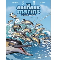 Les animaux marins en BD Tome 5
