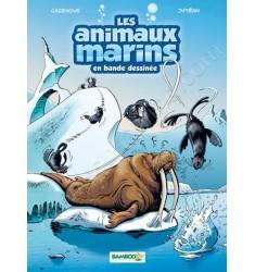 Les animaux marins en BD Tome 4