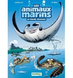 Les animaux marins en BD Tome 3