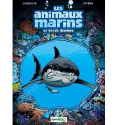 Les animaux marins en BD Tome 1