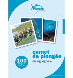 Carnet de plongée Plongée Plaisir
