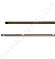 Flèche Inox - ø6,5 mm - tête filetée