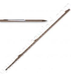 Flèche Inox America ø6,5mm (2 ardillons)