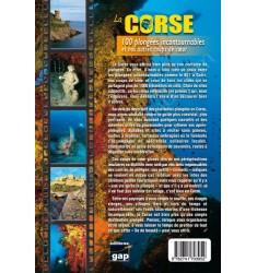 La Corse, 100 plongées incontournables