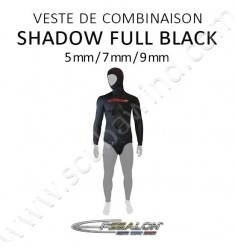 Veste Shadow Full Black Jako