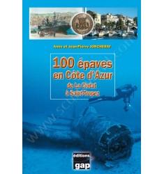 100 épaves en Côte d'Azur - De la Ciotat à Saint-Tropez