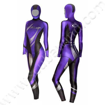 Combinaison VORTEX (veste + pantalon) - 2mm - Femme