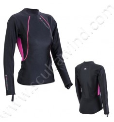 Top CHILLPROOF manches longues - Femme