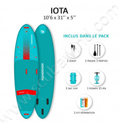 Planche de Stand Up Paddle IOTA
