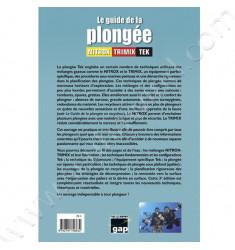 Le Guide de la plongée Nitrox, Trimix, Tek