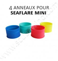 4 anneaux pour Phare Seaflare Mini
