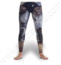 Pantalon taille haute Mix 3D 3mm