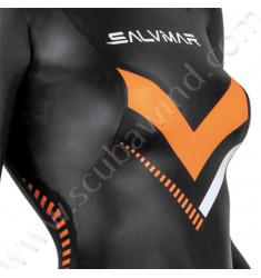 Combinaison d'apnée Free Swim - Femme