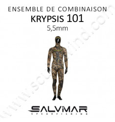 Ensemble de combinaison KRYPSIS101 5,5 mm
