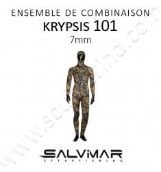 Ensemble de combinaison KRYPSIS101 7 mm