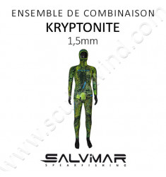 Ensemble de combinaison KRYPTONITE 1,5 mm
