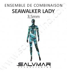 Ensemble de combinaison SEAWALKER LADY 3,5 mm