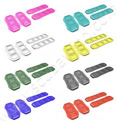 kit coloré pour bretelles & ceinture S-Tek