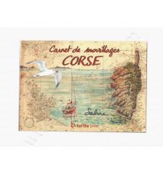Carnet de mouillages, Corse