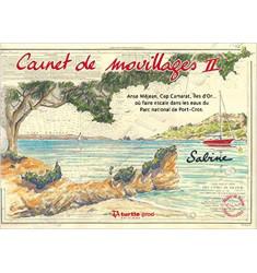 Carnet de mouillages II, Parc national de Port-Cros