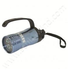 Phare de plongée 4 LED