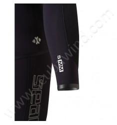 Pantalon de combinaison Python Plus Black