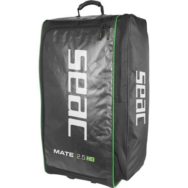 sac de plong e mate 2 5hd seac sub bagages roulettes. Black Bedroom Furniture Sets. Home Design Ideas