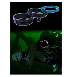 Système ovale Antares gants étanches