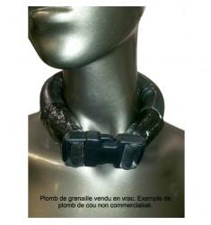 Grenaille Inox pour plomb de cou