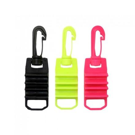 Mousqueton porte flexible //2