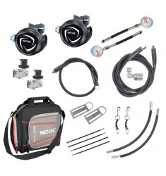 Kit Sidemount DX100