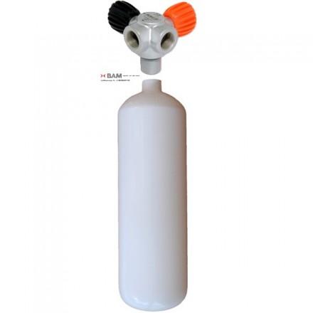 Bloc acier 15L robinetterie SLM